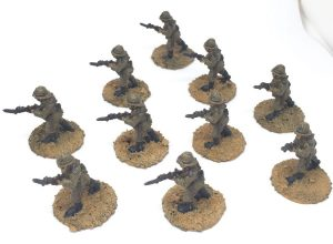 colonial wargaming darkest africa schutztruppe