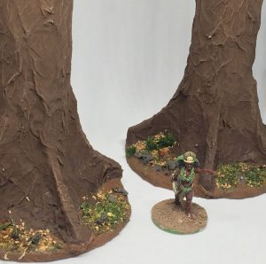 jungle trees for wargaming