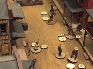 Miniature wargames I played in 2016 - Dead Man's Hand