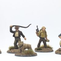 League of Adventurers for Pulp Alley