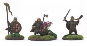 anglo-danish army for saga command section