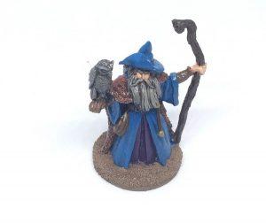 Frostgrave Warband Elementalist