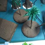 Jungle terrain for wargaming