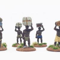 Darkest Africa Bearers from Foundry