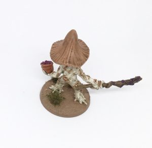 Myconid King from Otherworld Miniatures top