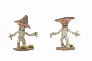 Greater Myconids from Otherworld Miniatures front