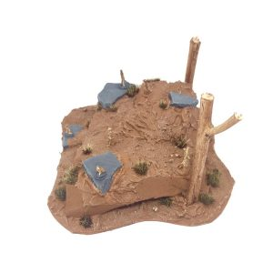 Meerkat den for wargaming side 3