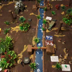 Pulp Alley campaign - scene 2 a