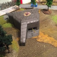 Chain of Command AAR – the bunker