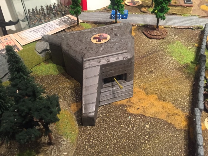 Chain of Command AAR - the bunker