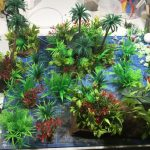 Jungle terrain for wargaming different sizes