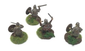 Hearthguard with sword shield