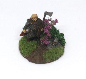anglo-danish army for saga warlord