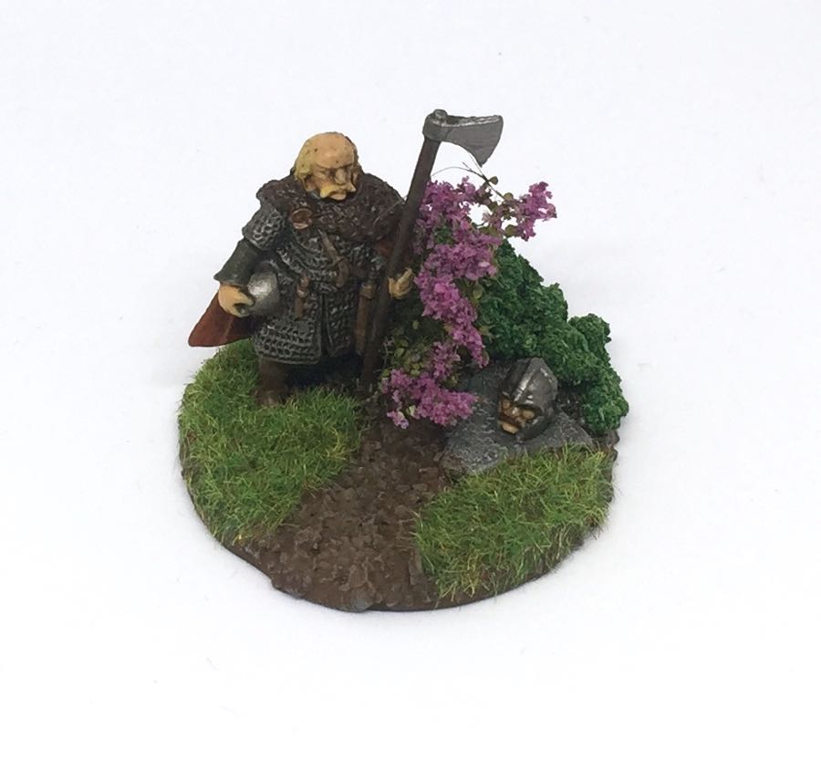 anglo-danish army for saga warlord