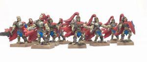 Kings of War mummies front