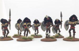 foundry masai warriors back