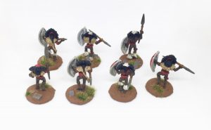 foundry masai warriors group