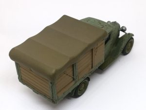 diecast for wargaming back
