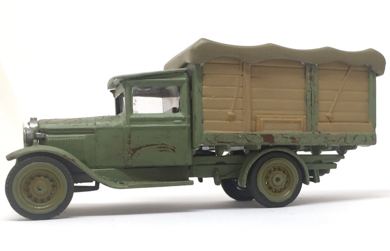 diecast for wargaming left side