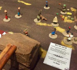 Pulp Alley campaign - scene 2 d