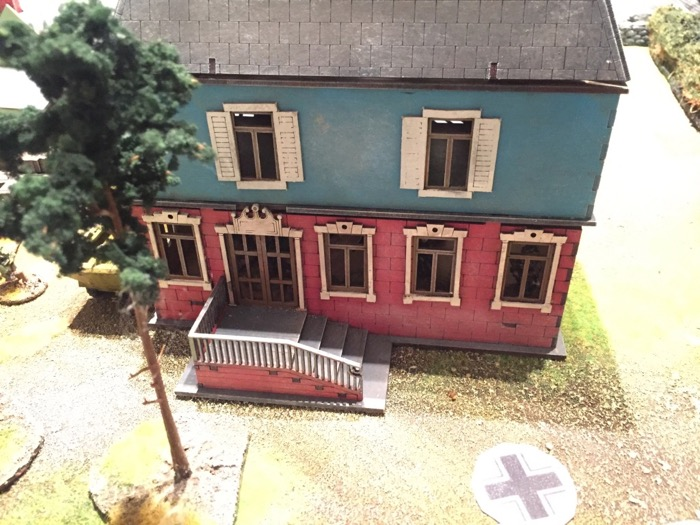 Chain of Command AAR - the bunker farmhouse