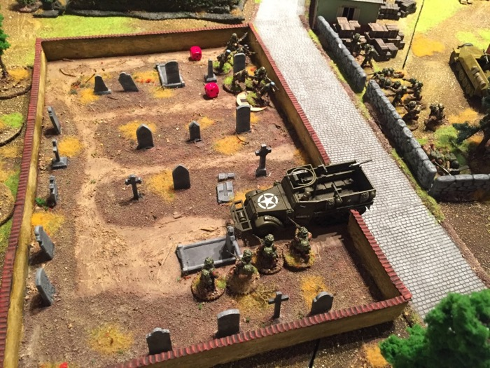 Chain of Command AAR - the bunker the last stand