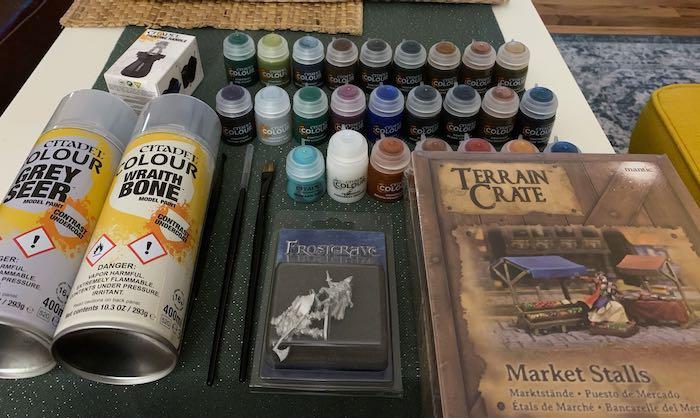 Davy Jones' Locker purchases of the month