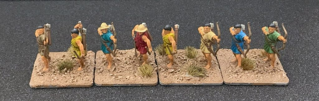 Victrix Greek Archers front