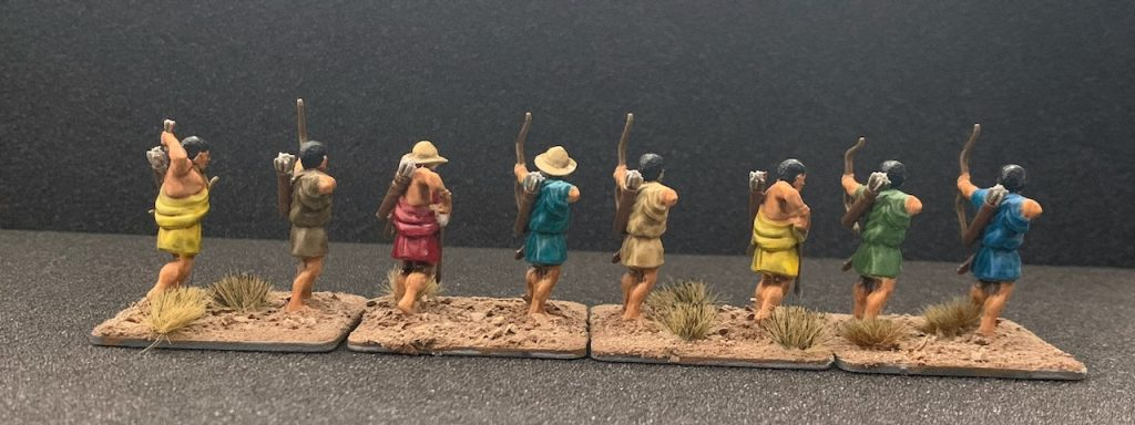 Victrix Greek Archers backside