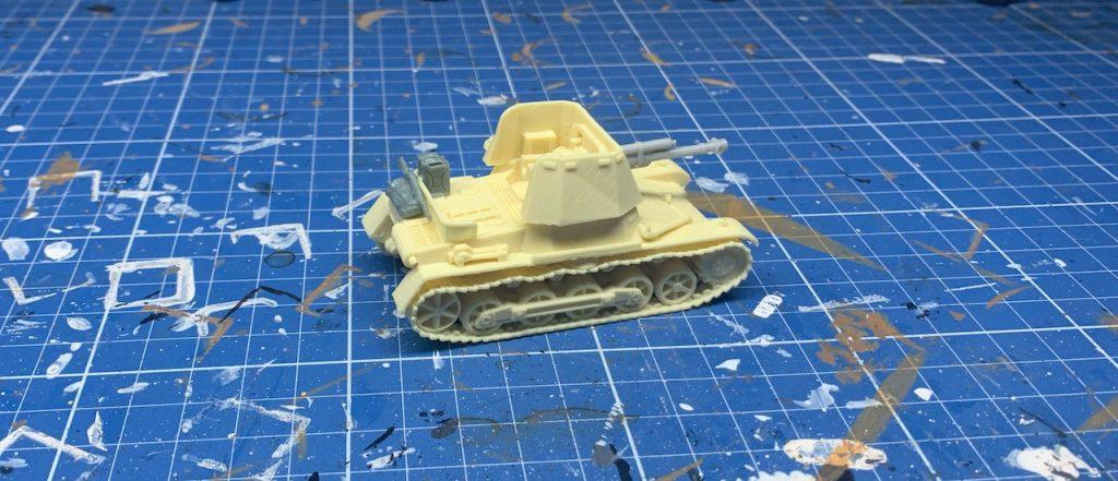 Blitzkrieg Miniatures Panzerjäger I Model