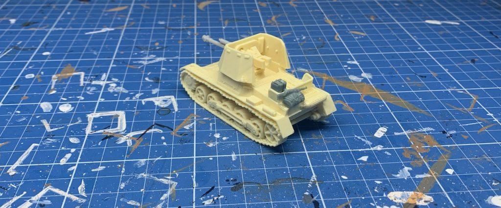 Blitzkrieg Miniatures Panzerjäger I back